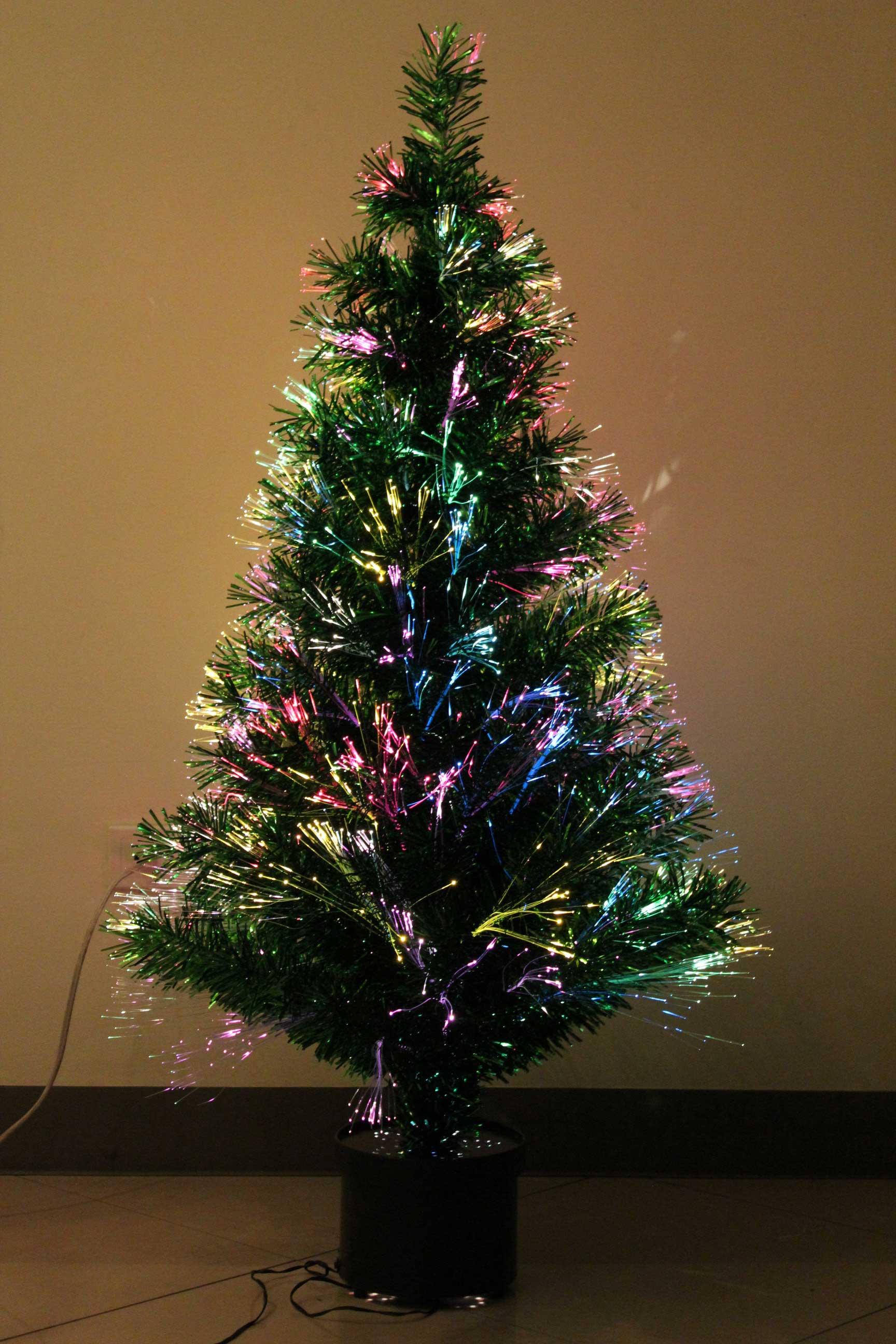 Christmas Fiber Optic Tree