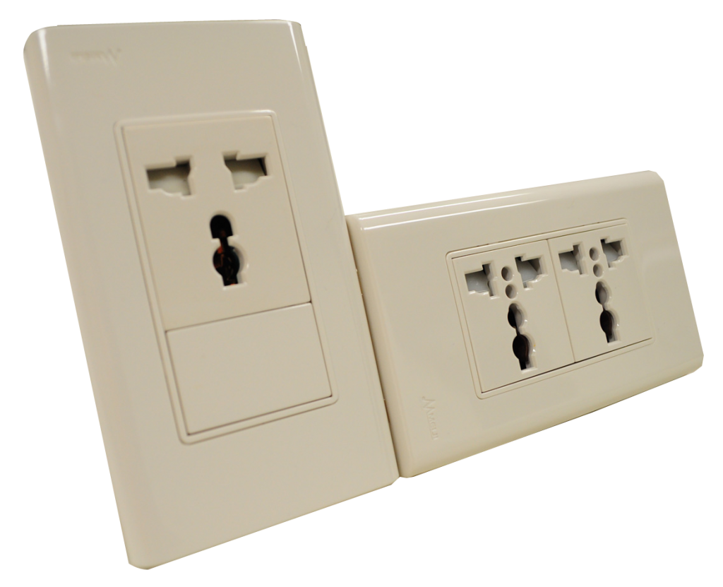 Meiji Universal Socket Outlet