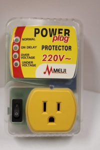 The Voltage Protector
