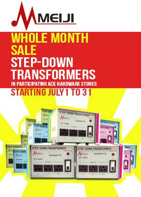 meiji Transformers Sale
