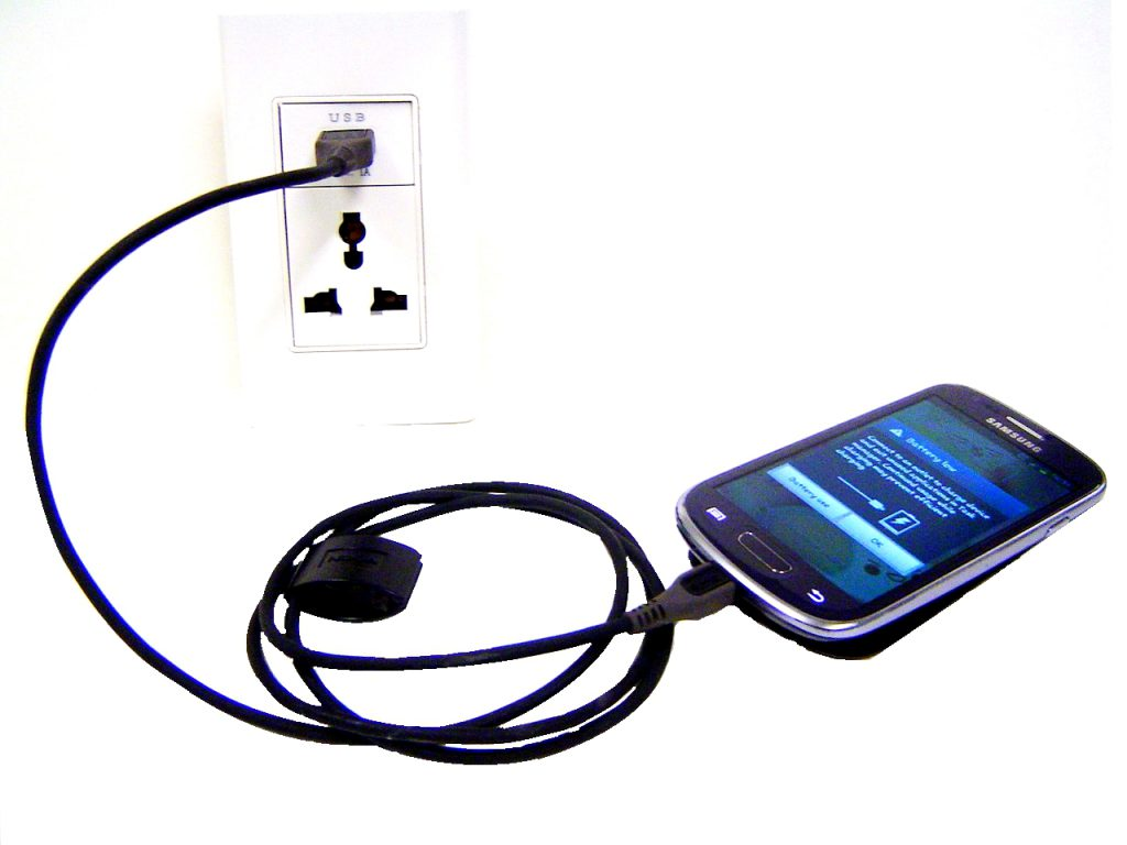 USB outlet 2