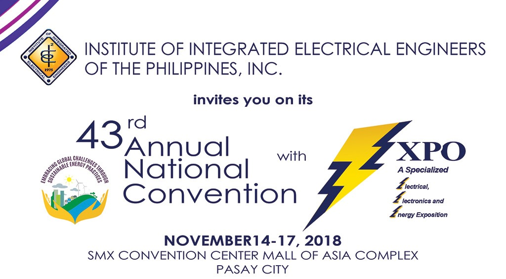 Tips on Attending the Institute of Integrated Electrical Engineers (IIEE) 3E XPO 2018