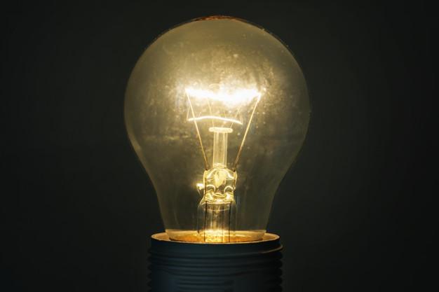 Overheating light bulbs